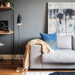 Wohnzimmer Einrichten Modern Paulsvera Room For Passion Mein Auf Dem Ikea Blog Schrank Hängeschrank Weiß Hochglanz Vinylboden Led Deckenleuchte Sofa Kleines Wohnzimmer Wohnzimmer Einrichten Modern