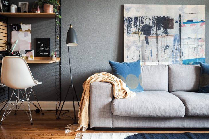 Medium Size of Wohnzimmer Einrichten Modern Paulsvera Room For Passion Mein Auf Dem Ikea Blog Schrank Hängeschrank Weiß Hochglanz Vinylboden Led Deckenleuchte Sofa Kleines Wohnzimmer Wohnzimmer Einrichten Modern