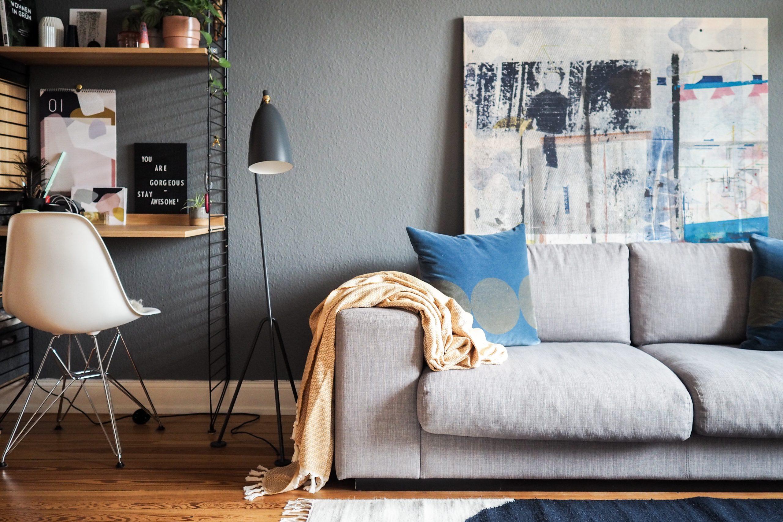 Full Size of Wohnzimmer Einrichten Modern Paulsvera Room For Passion Mein Auf Dem Ikea Blog Schrank Hängeschrank Weiß Hochglanz Vinylboden Led Deckenleuchte Sofa Kleines Wohnzimmer Wohnzimmer Einrichten Modern