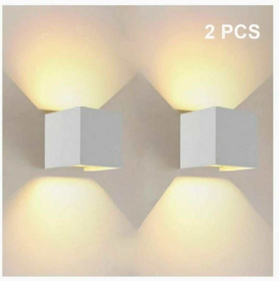 Full Size of Designer Lampen Led 2 Stck Leuchten Wei Alu Neu In Nordrhein Wohnzimmer Regale Esstisch Deckenlampen Modern Bad Esstische Stehlampen Wohnzimmer Designer Lampen