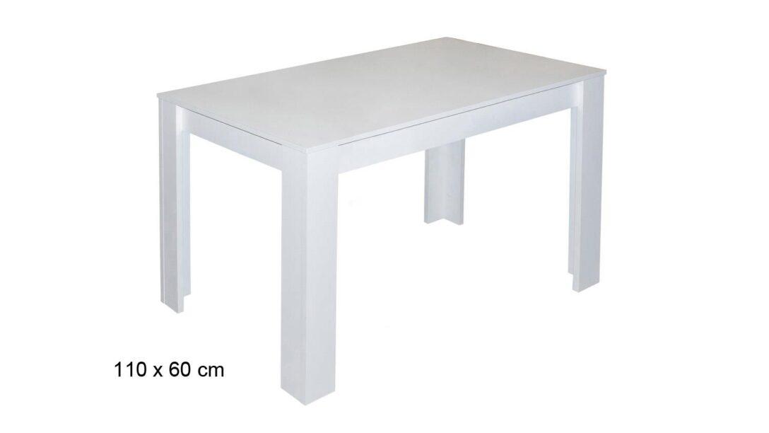 Large Size of Esstisch Pit Kchentisch Tisch In Wei Matt 110x60 Cm Sofa Modern Hängeschrank Weiß Hochglanz Wohnzimmer Runder Bett 140x200 Kleiner Küche Lampen Weißer Esstische Kleiner Esstisch Weiß