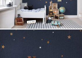 Sternenhimmel Kinderzimmer