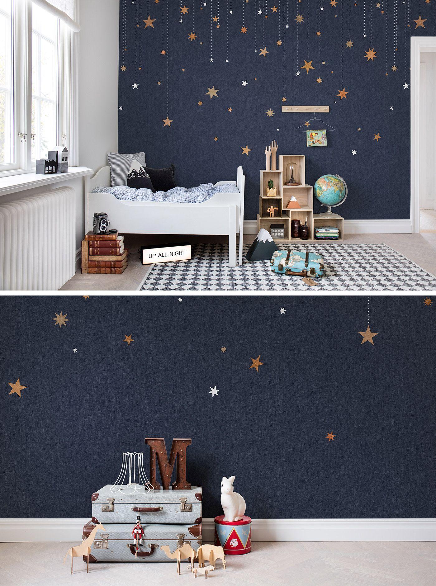 Full Size of Sternenhimmel Kinderzimmer Stargazing Tapete Regal Weiß Regale Sofa Kinderzimmer Sternenhimmel Kinderzimmer