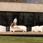 Terassen Sofa Terrassen Couch Mit Dach Selber Bauen Aus Paletten Garten Loungemöbel Holz Bett 180x200 Günstig Fenster Rolladen Nachträglich Einbauen Wohnzimmer Lounge Selber Bauen