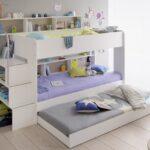 Hochbett Kinderzimmer Kinderzimmer Hochbett Kinderzimmer Kids Avenue Etagenbett Regal Weiß Regale Sofa