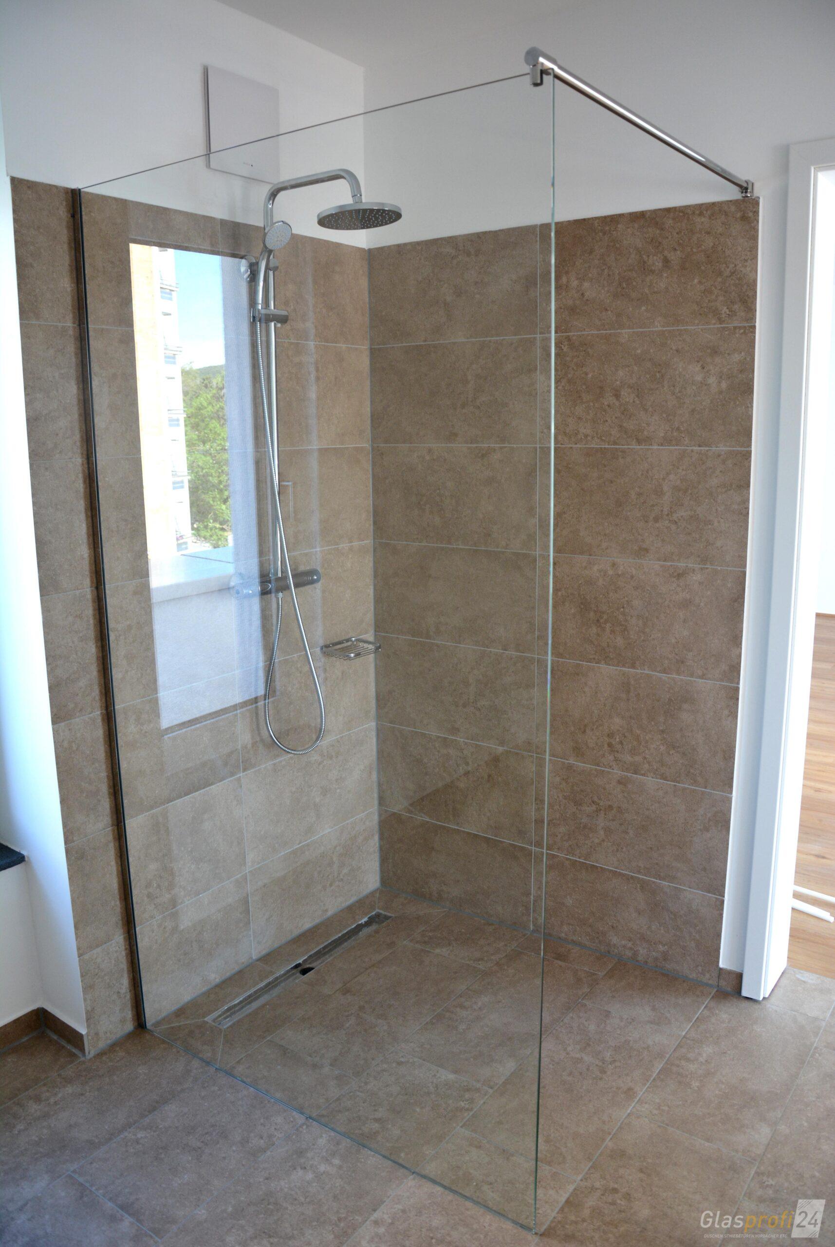 Full Size of Dusche Nischentür Eckeinstieg Bluetooth Lautsprecher Unterputz Glasabtrennung Raindance Badewanne 90x90 Bodengleiche Nachträglich Einbauen Grohe Thermostat Dusche Glastrennwand Dusche