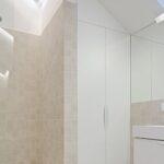 Ebenerdige Dusche Kosten Einbauen Preise Walk In Glasabtrennung Sprinz Duschen Küche Ikea Badewanne Mit Tür Und Moderne Mischbatterie Bodengleiche Fliesen Dusche Ebenerdige Dusche Kosten