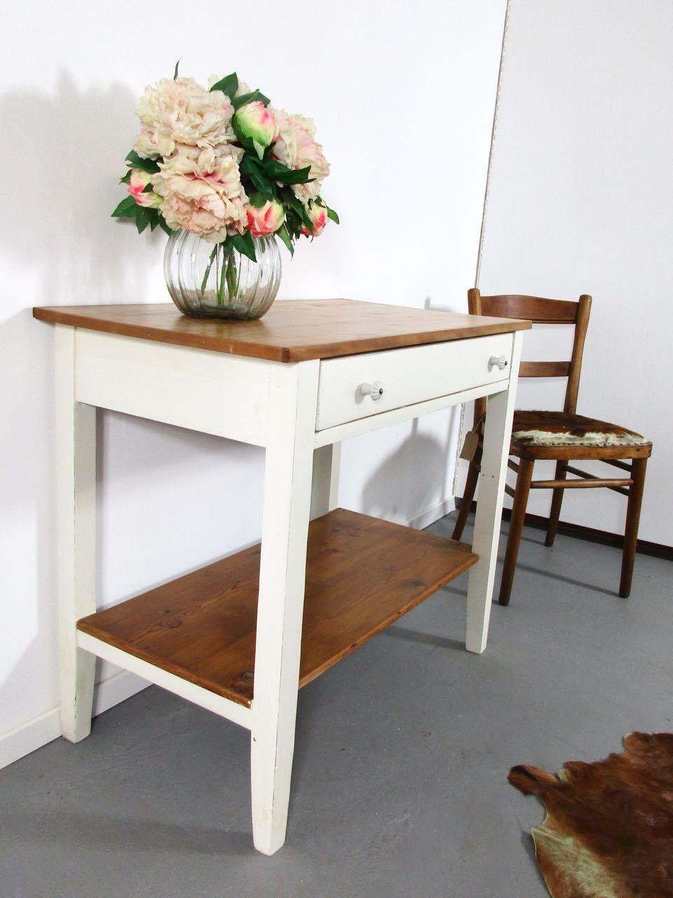 Full Size of Küchenanrichte Sold Kchenanrichte Beistelltisch Shabby Chic Retro Salon Cologne Wohnzimmer Küchenanrichte