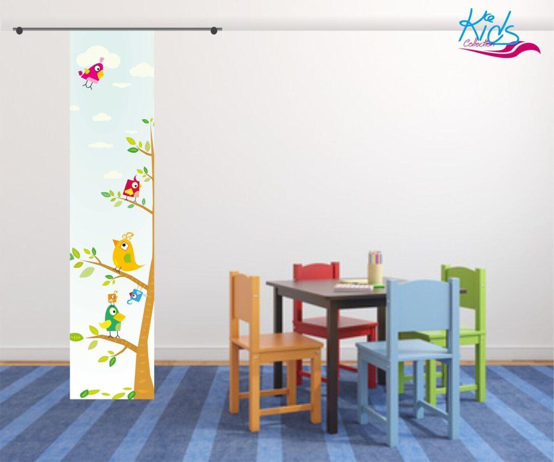 Large Size of Kinderzimmer Vorhang Flchenvorhang Kids Baum Toller Top Regal Weiß Küche Sofa Regale Bad Wohnzimmer Kinderzimmer Kinderzimmer Vorhang