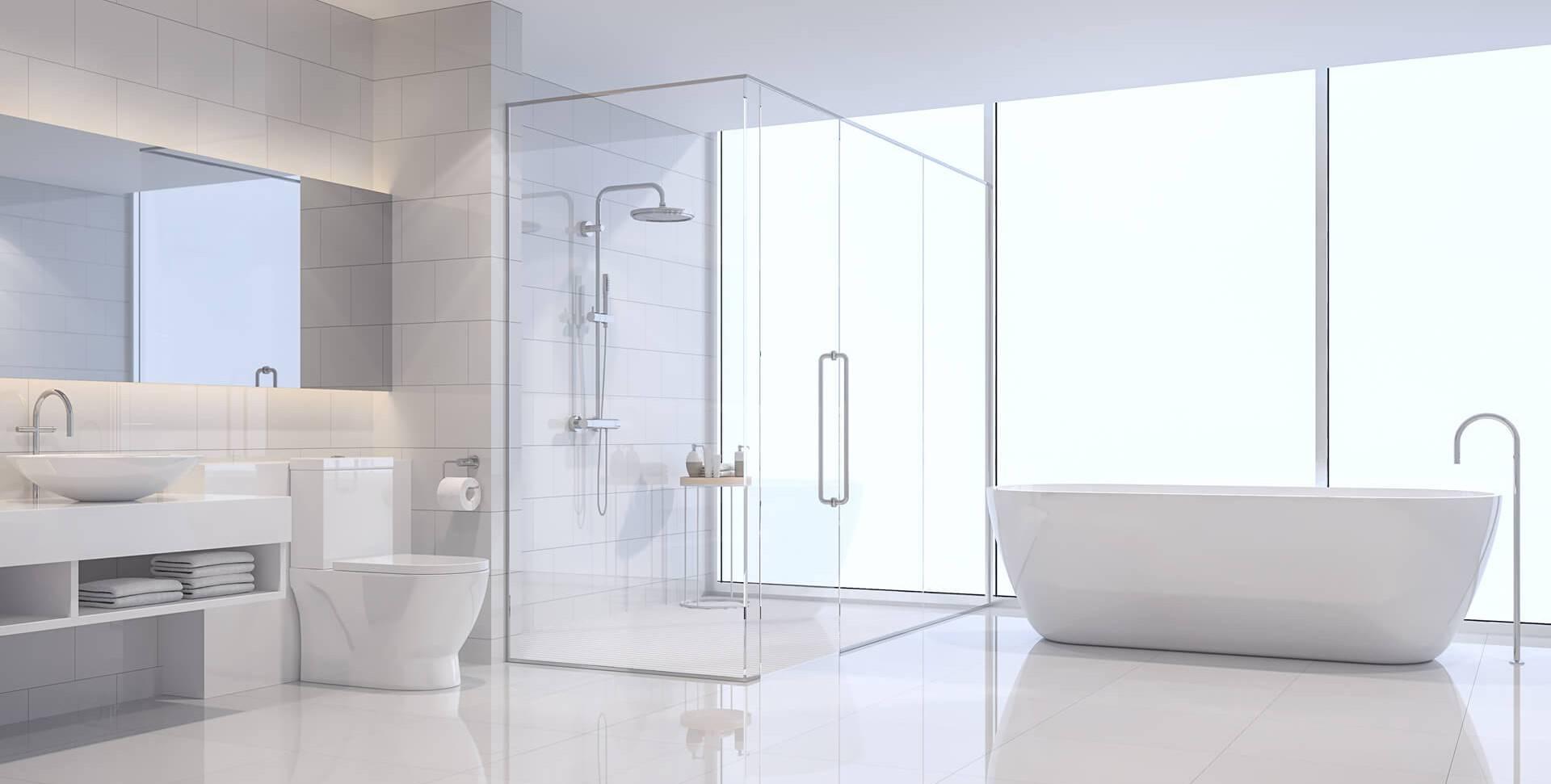 Full Size of Glastrennwand Dusche Glasduschen Einhebelmischer Badewanne Unterputz Thermostat Bodenebene Glaswand Ebenerdige Kosten Bidet Kleine Bäder Mit Hsk Duschen Dusche Glastrennwand Dusche