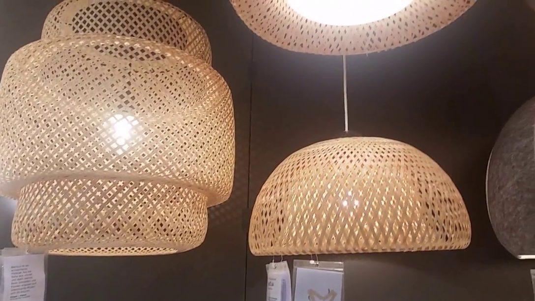 Large Size of Deckenlampe Ikea Lampe Bja Hngeleuchte Rattan Youtube Küche Miniküche Esstisch Wohnzimmer Deckenlampen Kosten Für Bad Schlafzimmer Betten 160x200 Bei Sofa Wohnzimmer Deckenlampe Ikea