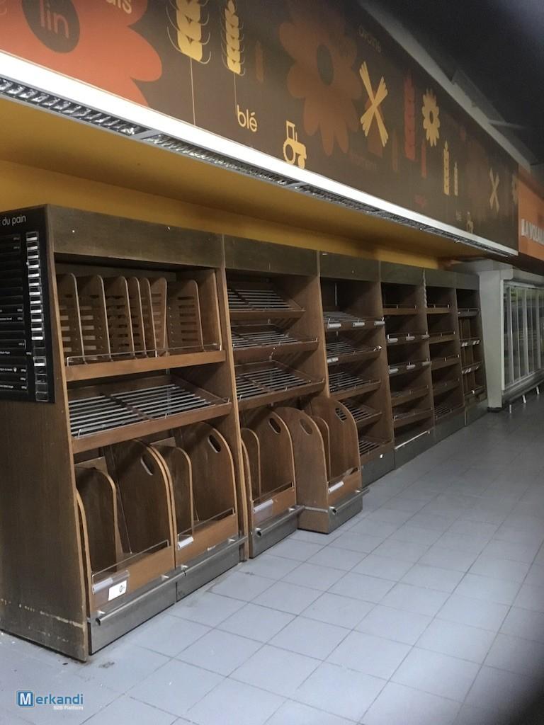Full Size of Bckerei Brot Regale Gebraucht Ladeneinrichtung Das Offizielle Selber Bauen Amazon Kinderzimmer Metall String Aus Europaletten Roller Weiße Kaufen Meta Regal Gebrauchte Regale