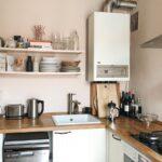 Wandfarbe Küche Wohnzimmer Wandfarbe Küche Abfalleimer Müllsystem Laminat In Der Fliesenspiegel Kaufen Ikea Arbeitsplatte Gewinnen Was Kostet Eine Kleiner Tisch Fliesen Für