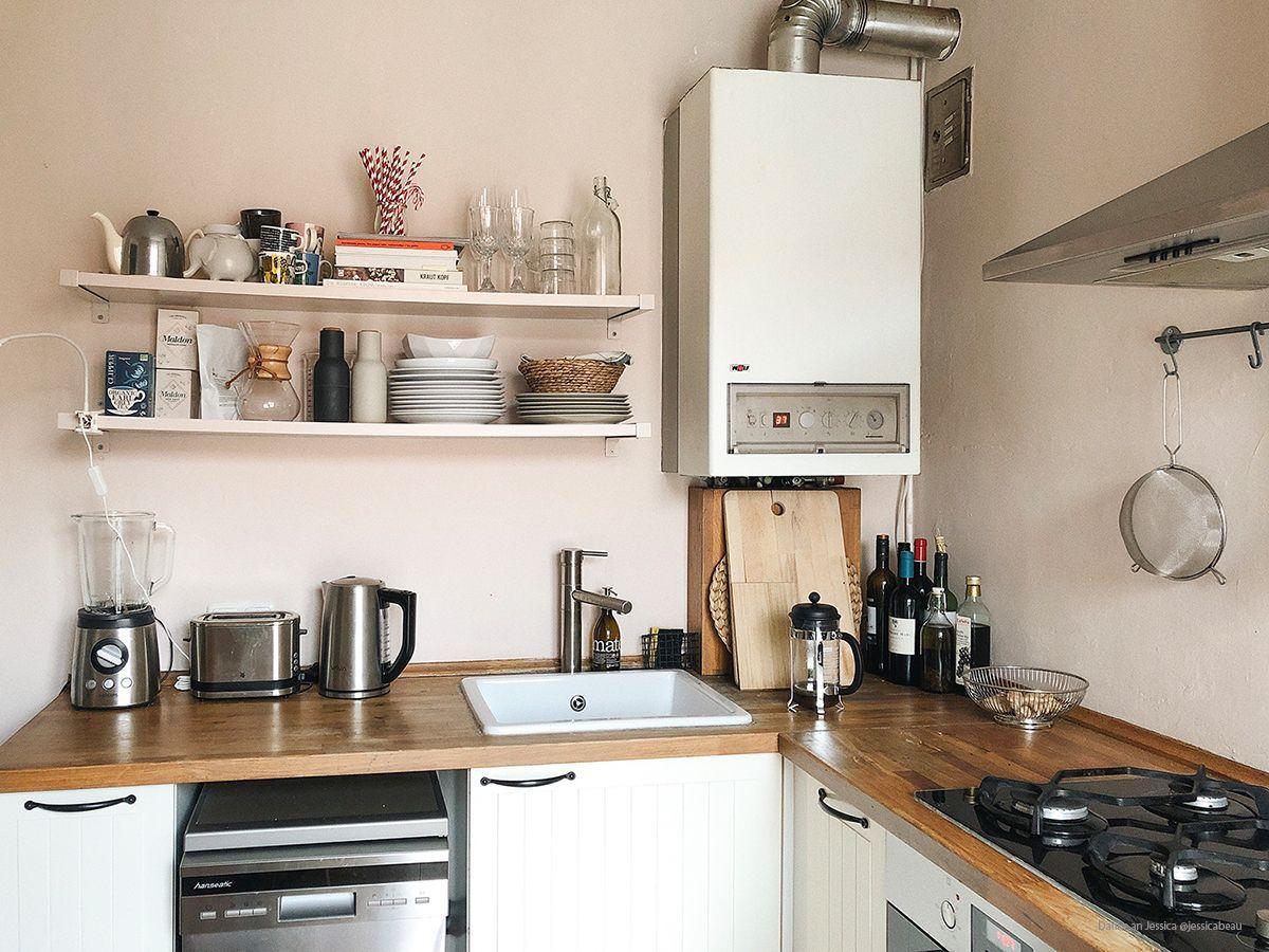 Full Size of Wandfarbe Küche Abfalleimer Müllsystem Laminat In Der Fliesenspiegel Kaufen Ikea Arbeitsplatte Gewinnen Was Kostet Eine Kleiner Tisch Fliesen Für Wohnzimmer Wandfarbe Küche
