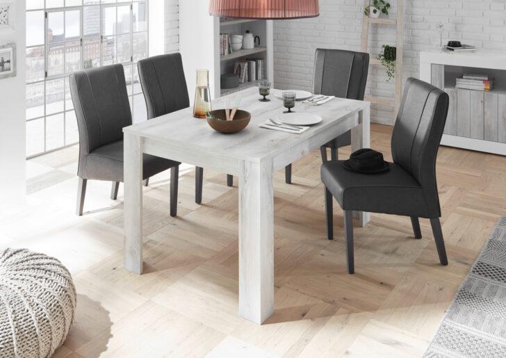 Esstisch Tisch 137 90 Cm Pinie Weiss Binoco8 Designermbel Esstische Massiv Moderne Design Deckenleuchte Wohnzimmer Holz Runde Designer Massivholz Ausziehbar Esstische Moderne Esstische