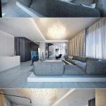 Beispiele Zum Wohnzimmer Einrichten 30 Moderne Ideen Anbauwand Deckenlampen Großes Bild Stehlampe Deckenleuchte Decken Led Lampen Bilder Xxl Hängelampe Wohnzimmer Wohnzimmer Einrichten Modern