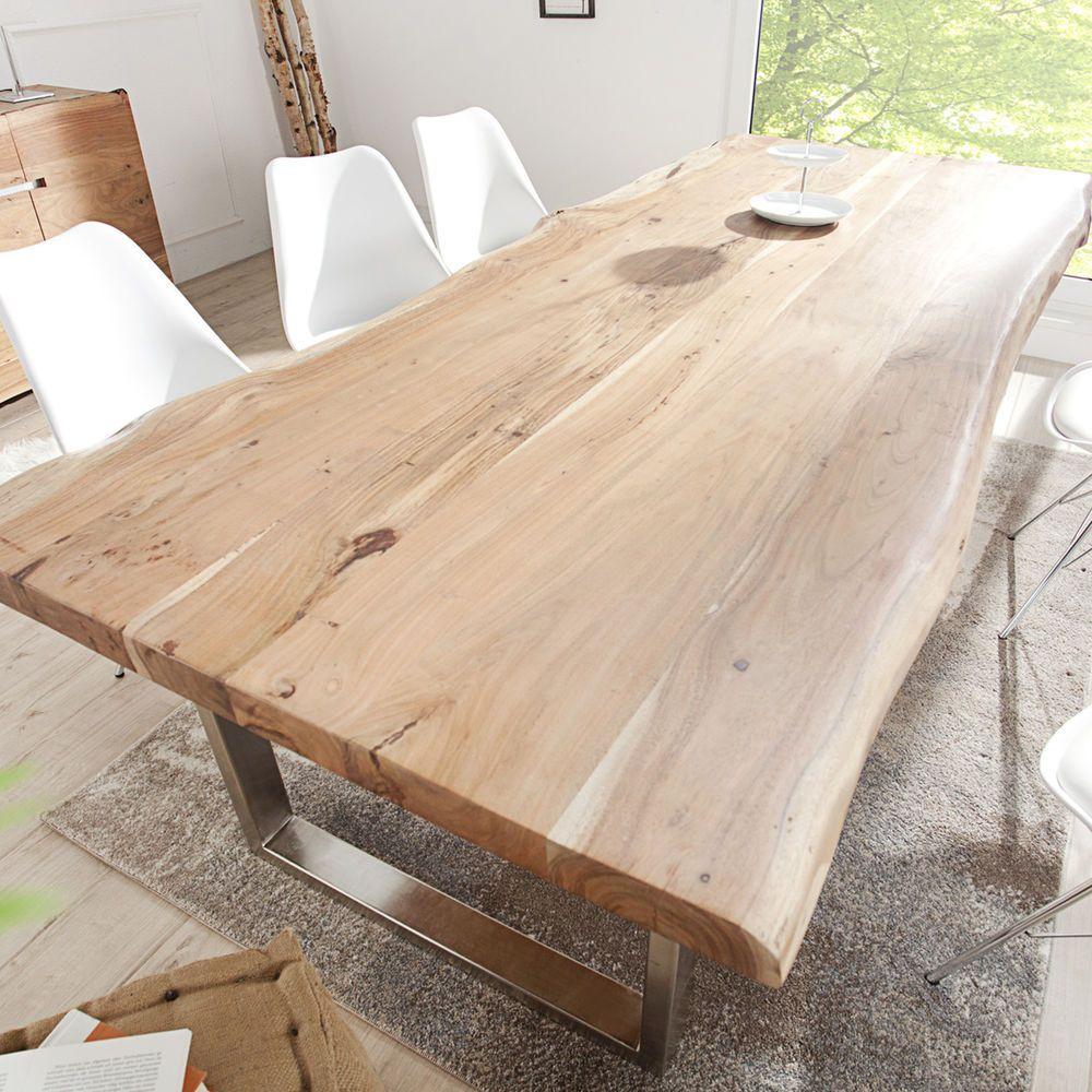 Full Size of Tisch Massiver Baumstamm Mammut Akazie Massivholz Esstisch Esstische Holz Glas Mit Stühlen Weißer Vintage Bank Stühle Kernbuche Venjakob Massiv Grau Esstische Massiver Esstisch