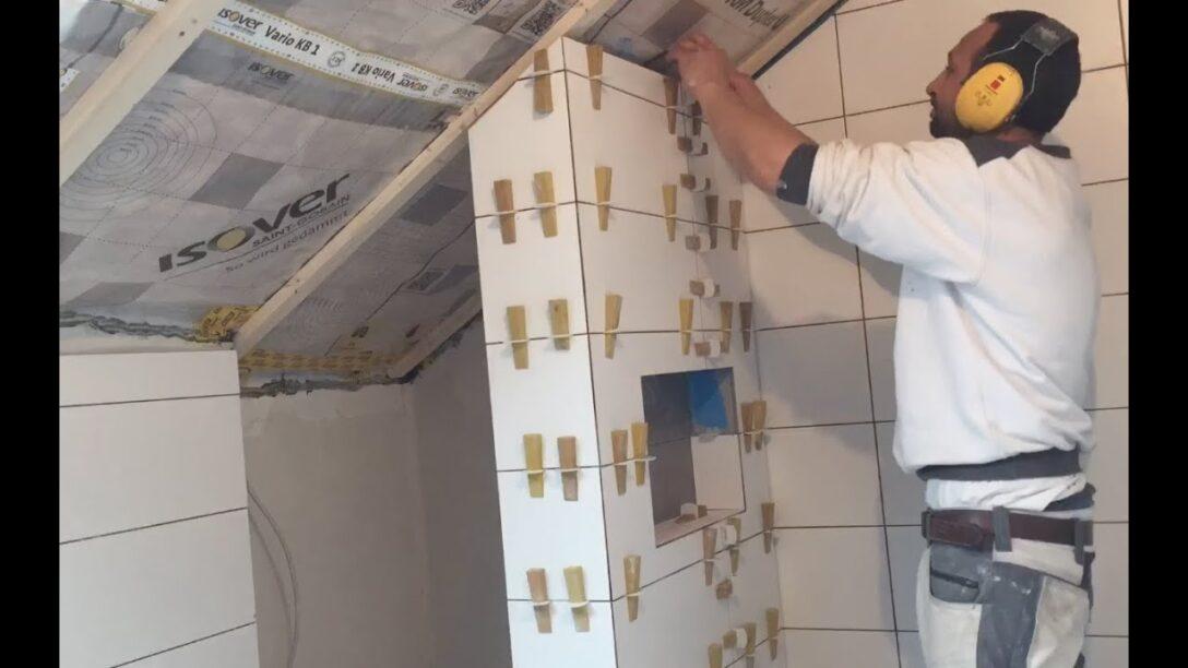 Large Size of Fliesen Für Dusche Verlegen Wand Badezimmer Tipps Tricks Gehrung 90x90 Fürstenhof Bad Griesbach Schulte Duschen Werksverkauf Klebefolie Fenster Schaukel Dusche Fliesen Für Dusche