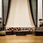 Fenster Gardinen Für Küche Schlafzimmer Die Wohnzimmer Tapeten Ideen Scheibengardinen Bad Renovieren Wohnzimmer Kreative Gardinen Ideen