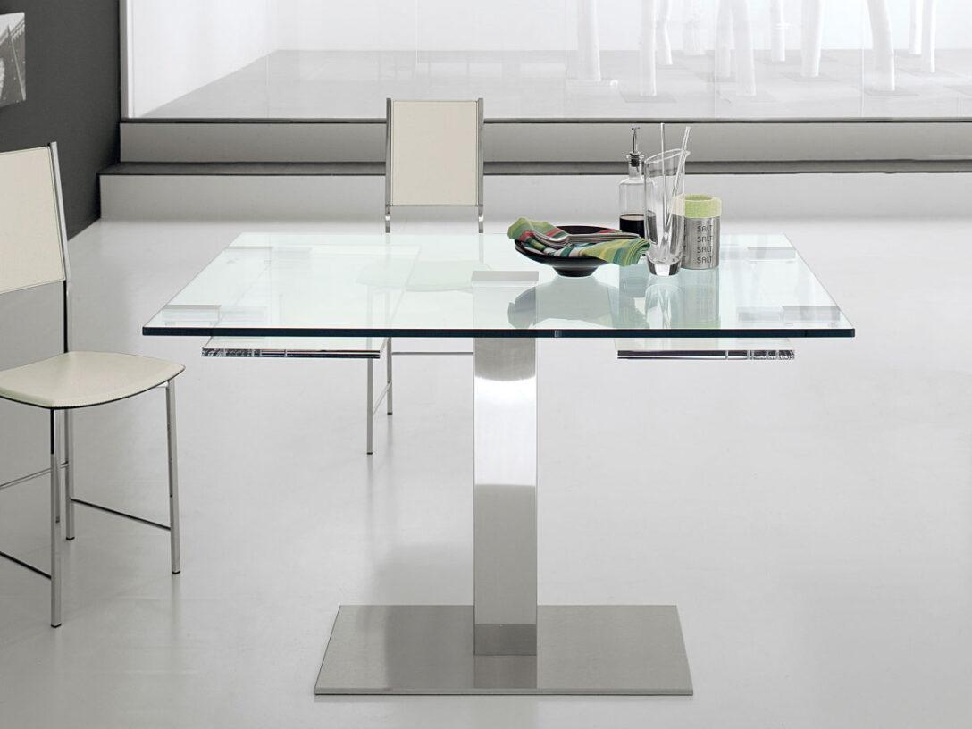 Large Size of Esstisch Glas Cattelan Italia Auszieh Tisch Elvis Drive Online Kaufen Borono Eiche Massiv Industrial Hängeschrank Küche Glastüren Modern Rustikal Wildeiche Esstische Esstisch Glas