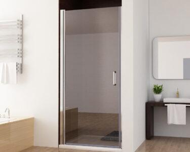 Nischentür Dusche Dusche Nischentür Dusche 90 197cm Drehtr Nischentr Duschabtrennung Schwingtr Duschwand Fliesen Für Bodengleiche Mischbatterie Bluetooth Lautsprecher Antirutschmatte