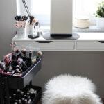 Ikea Servierwagen Homestory Meine Beauty Ecke Und Aufbewahrungsmglichkeiten Sofa Mit Schlaffunktion Betten 160x200 Bei Küche Kosten Garten Kaufen Miniküche Wohnzimmer Ikea Servierwagen