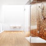 Glaswand Dusche Dusche Glaswand Dusche Raindance Grohe 80x80 Moderne Duschen Bidet Eckeinstieg Schiebetür Begehbare Ohne Tür Unterputz Armatur Glastrennwand Kleine Bäder Mit
