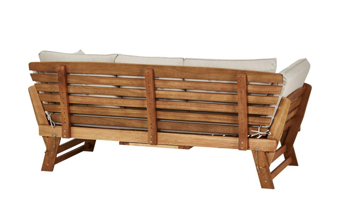 Large Size of Gartensofa Ausziehbar 2er Holz 2 Sitzer Garten Sofa Holstein Mbel Hffner Runder Esstisch Weiß Massiv Eiche Ausziehbarer Rund 160 Glas Ausziehbares Bett Wohnzimmer Gartensofa Ausziehbar