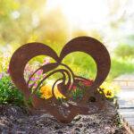 Gartendeko Moderne Skulpturen Kaufen Modern Selber Machen Rost Edelstahl Online Metall Pinterest Bilder Fürs Wohnzimmer Tapete Küche Duschen Modernes Sofa Wohnzimmer Gartendeko Modern