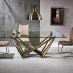 Esstisch Aston Perfektes Design Zum Top Preis Moderne Esstische Designer Kleine Ausziehbar Runde Massiv Holz Rund Massivholz Esstische Esstische