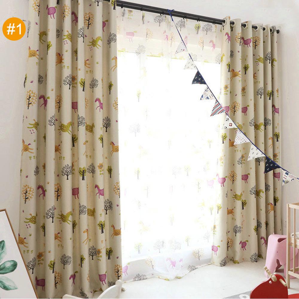 Full Size of Vorhang Cartoon Pony Design Aus Polyester Regal Weiß Sofa Regale Bad Küche Kinderzimmer Kinderzimmer Vorhang