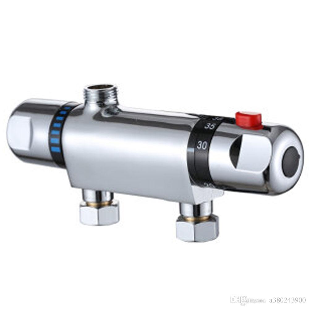 Full Size of Thermostat Dusche 2015 Verkauf 130mm Poliert Duschmischer Alle Duschen Kaufen Walkin Hüppe Glasabtrennung Fliesen Breuer Begehbare Ohne Tür Bluetooth Dusche Thermostat Dusche
