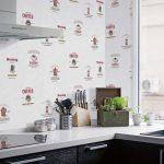Kitchen Recipes Kollektion Essener Tapeten Gratisversand Wohnzimmer Küchentapeten