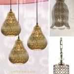 Entdecke Hngelampen Im Orientalischen Einrichtungsstil Wohnzimmer Hängelampen