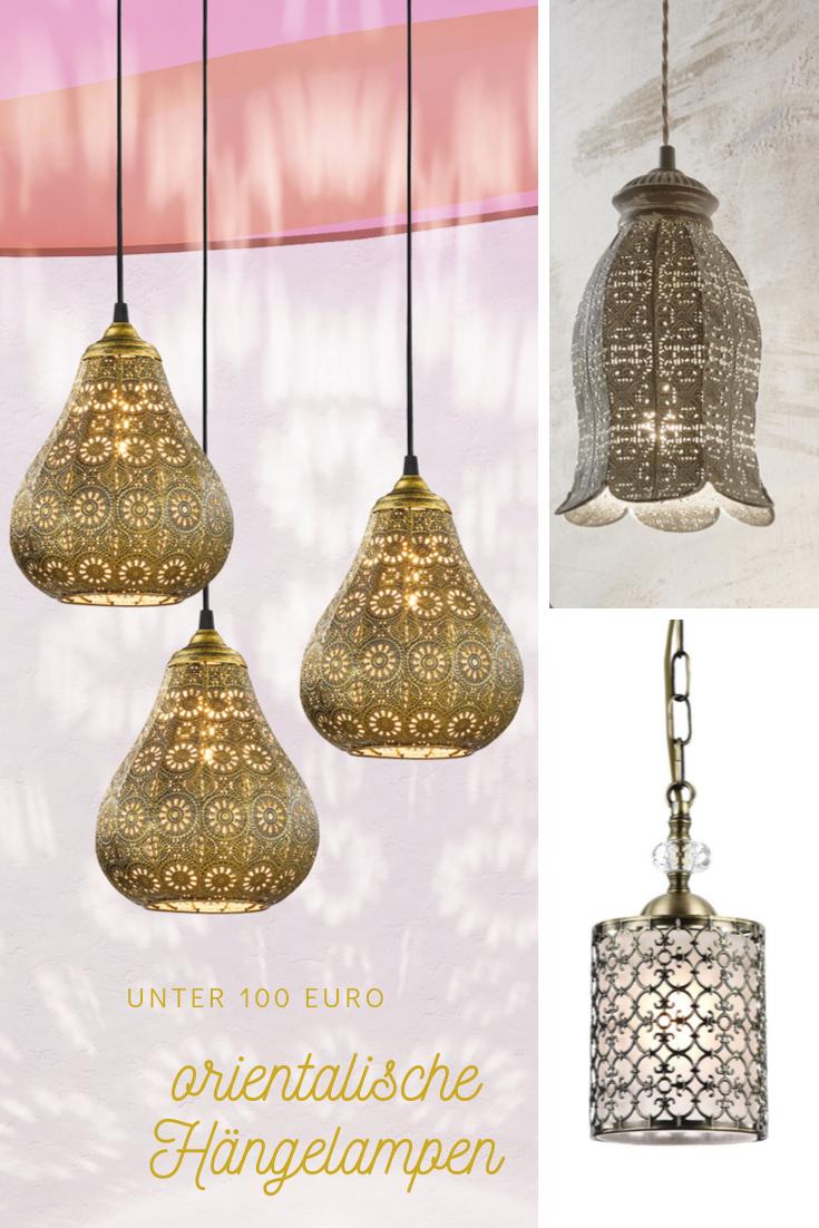Full Size of Entdecke Hngelampen Im Orientalischen Einrichtungsstil Wohnzimmer Hängelampen