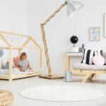 Kinderzimmer Einrichtung Deko Inspiration Kuschelecke Im Einrichten Sofa Regal Weiß Regale Kinderzimmer Kinderzimmer Einrichtung