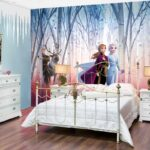 Kinderzimmer Prinzessin Kinderzimmer Prinzessinnen Kinderzimmer Prinzessinen Prinzessin Bett Playmobil Eisknigin Hornbach Regale Regal Weiß Sofa