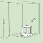 Ebenerdige Dusche Behindertengerechte Barrierefreie Pflegede Mischbatterie Komplett Set Unterputz Bluetooth Lautsprecher Walkin Eckeinstieg Duschen Kaufen Dusche Ebenerdige Dusche
