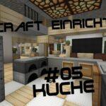 Minecraft Küche Einrichtung Mit Jannis Gerzen 05 Kche Tutorial Gardinen Für Teppich Wellmann Günstig Kaufen Fettabscheider Umziehen Werkbank Sitzecke Wohnzimmer Minecraft Küche