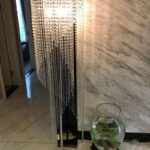 Stehlampe Modern Wohnzimmer Stehlampe Led Kristall Wohnzimmer Lichter Küche Weiss Esstische Schlafzimmer Landhausküche Holz Bett Duschen