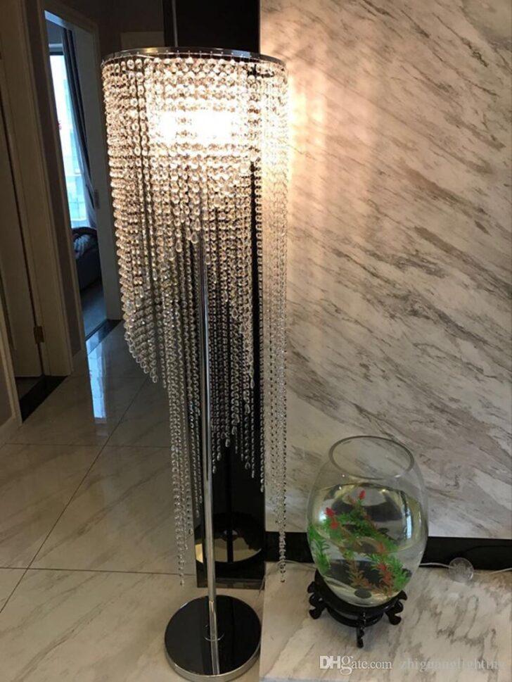 Medium Size of Stehlampe Led Kristall Wohnzimmer Lichter Küche Weiss Esstische Schlafzimmer Landhausküche Holz Bett Duschen Wohnzimmer Stehlampe Modern