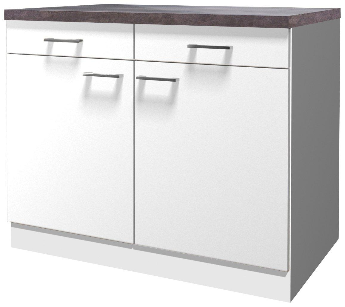 Full Size of Küchenunterschrank Kchenunterschrank Lucca Wohnzimmer Küchenunterschrank