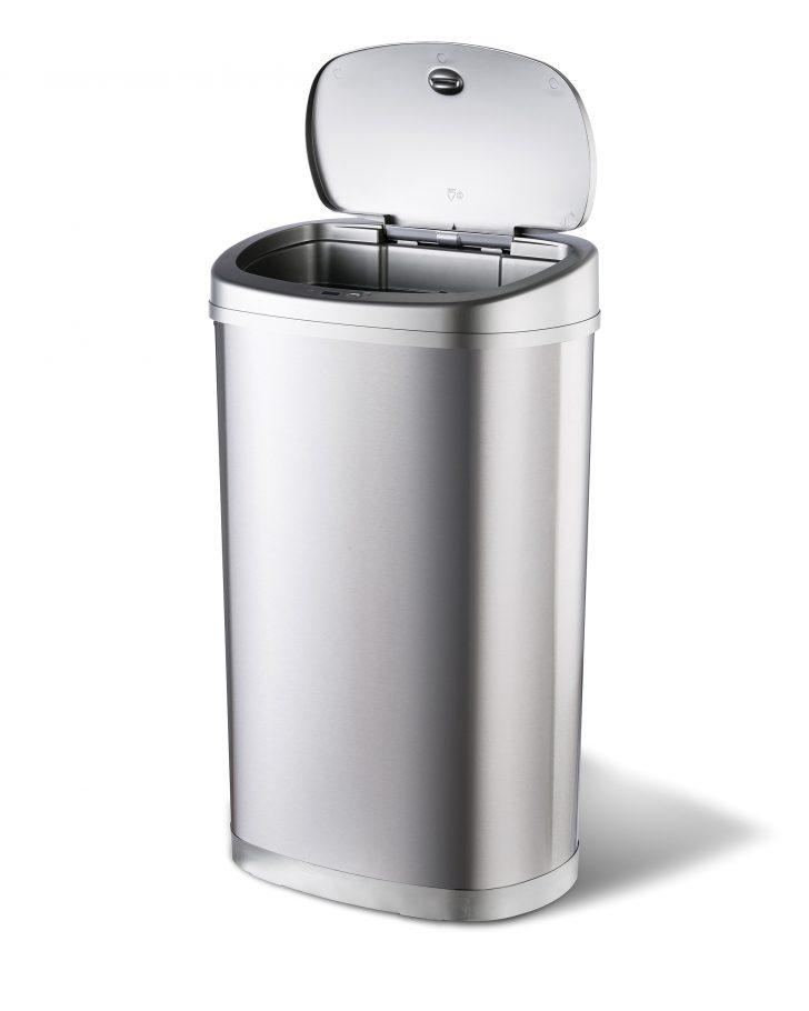 Medium Size of Mülleimer Küche Kche Edelstahl Airtight Sensor Mlleimer Automatische Recycling Umziehen Aufbewahrungssystem Miniküche Mit Kühlschrank Büroküche Wohnzimmer Mülleimer Küche