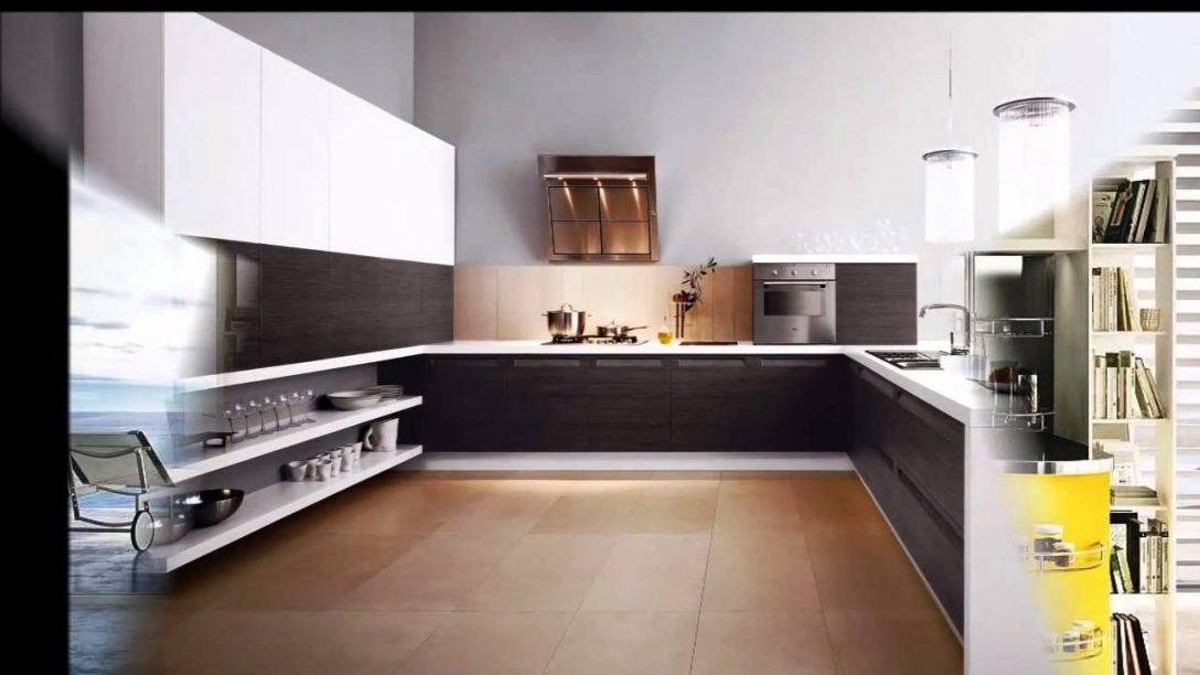 Large Size of Küchen Ideen Moderne Kchen Youtube Regal Bad Renovieren Wohnzimmer Tapeten Wohnzimmer Küchen Ideen
