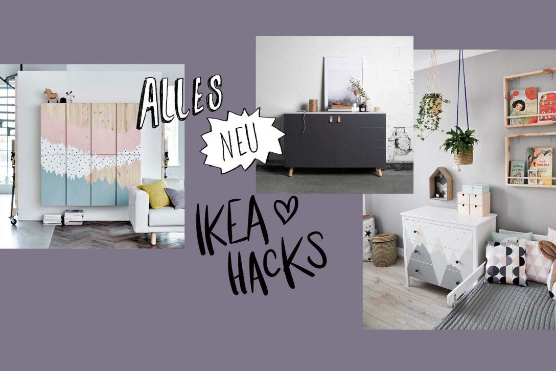Large Size of Update 11 Besten Ikea Hacks Im Netz Newniq Interior Blog Modulküche Küche Kosten Betten 160x200 Kaufen Bei Sofa Mit Schlaffunktion Miniküche Wohnzimmer Ikea Hacks