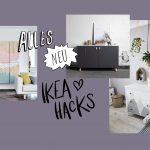 Update 11 Besten Ikea Hacks Im Netz Newniq Interior Blog Modulküche Küche Kosten Betten 160x200 Kaufen Bei Sofa Mit Schlaffunktion Miniküche Wohnzimmer Ikea Hacks