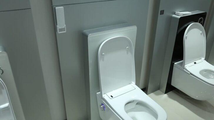 Medium Size of Oceanwell Intelligente Dusche Wc Sitz Mit Verschiedenen Funktionen Glastür Schiebetür Moderne Duschen Nischentür Einhebelmischer Wand Bodengleiche Dusche Bidet Dusche