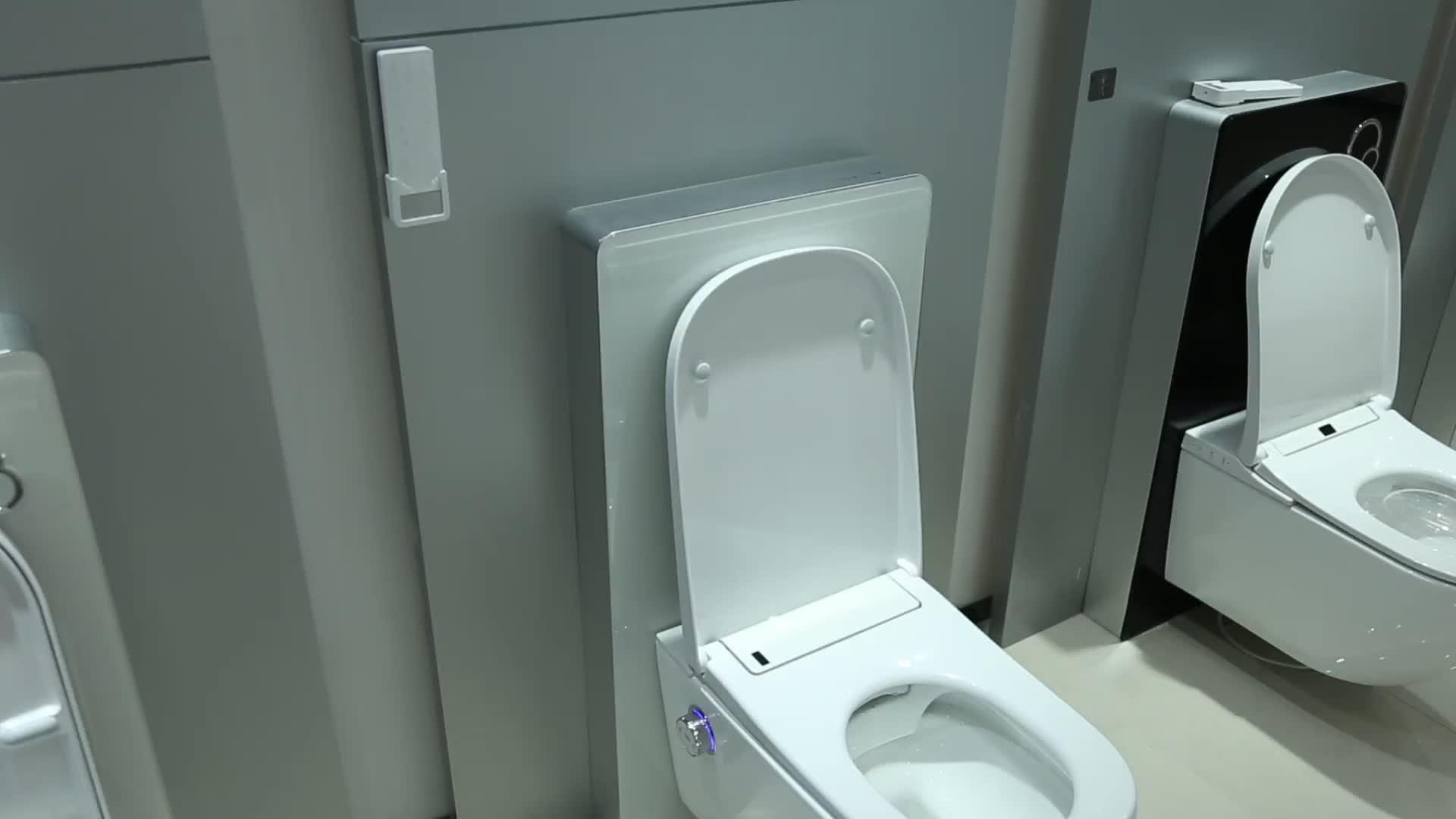 Full Size of Oceanwell Intelligente Dusche Wc Sitz Mit Verschiedenen Funktionen Glastür Schiebetür Moderne Duschen Nischentür Einhebelmischer Wand Bodengleiche Dusche Bidet Dusche