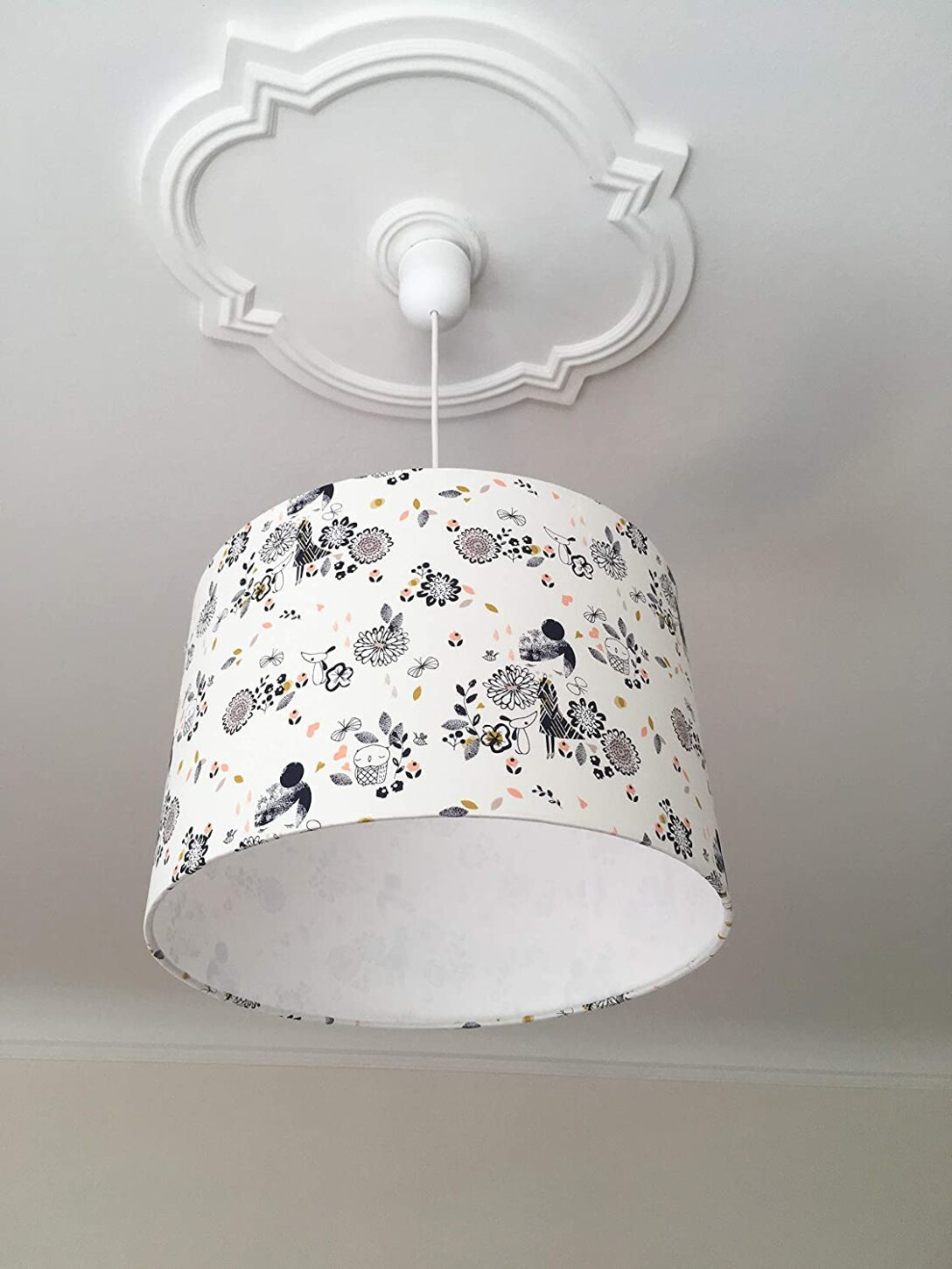 Large Size of Deckenlampen Kinderzimmer Deckenlampe Lampenschirm Wale Handmade Wohnzimmer Für Regal Weiß Modern Sofa Regale Kinderzimmer Deckenlampen Kinderzimmer