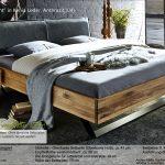 Modernes Massivholzbett Modern Sleep Mit Kopfteil Aus Kenia Leder Bambus Bett Sitzbank Rustikales Hülsta Boxspring Stauraum 200x200 Ruf Betten Schlicht Steens Wohnzimmer Bett Modern